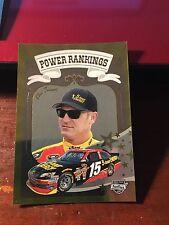 Clint Bowyer 2012 Press Pass FanFare Power Rankings # PR 10 / 15