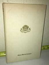 Vintage MAISON BLANCHE WEDDING EMBASSY YEAR BOOK Bride Registry NEW ORLEANS LA