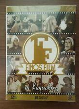 FINOS FILM ΟΙ ΚΩΜΩΔΙΕΣ ΤΗΣ ΦΙΝΟΣ ΦΙΛΜ ΣΕΤ 8 DVDs GREEK MOVIES HELLENIC CINEMA