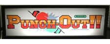 Punch-Out Arcade Marquee Light Box