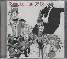 RESOLUTION 242 - RESOLUTION 242 - (brand new still sealed cd) - DOGCD45