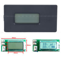 NEW 18650 26650 Lithium Li-ion Battery Tester LED Voltage Current Capacity Meter