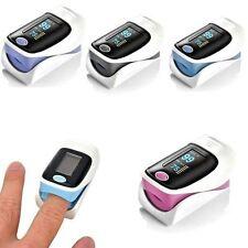 Ossimetro saturimetro misuratore di ossigeno portatile da dito battito cardiaco