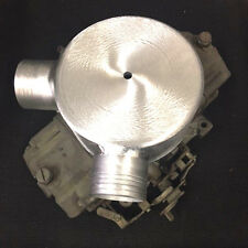 Blow Through 90 deg Carb or Throttle Body Hat  Brand New Turbo Bonnet
