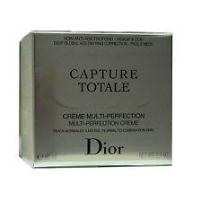 DIOR CAPTURE TOTALE MULTI-PERFECTION CREAM NORMAL TO COMBINATION SKIN 60ML NIB