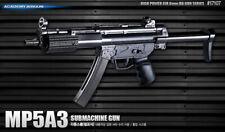 Academy Korea MP5A3 Full Size Plastic Airsoft Pistol BB Replica Hand Toy Gun 6mm