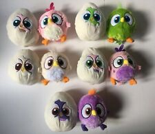 Licensed Official HATCHLINGS Angry Bird REVERSIBLE Plush Toy X5-Egg To Hatchling