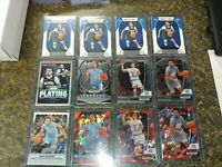 Cole anthony rookie lot 12 cards hoops prizm draft picks red cracked ice 234
