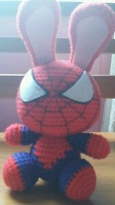 Spider bunny!!