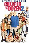 Cheaper By the Dozen 2 (DVD, Dual Side) 25% OFF when you buy 2+ movies