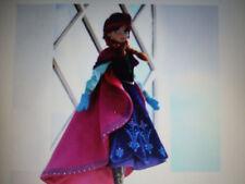 "Disney Anna Doll 17"" Frozen Nordic Princess Limited Edition NRFB NIB Shipper"