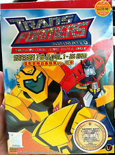 Transformers Animated: Season 1&2 (Vol.1 - 26 End) ~ 2-DVD SET ~ English Version
