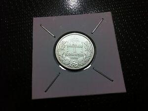 Hungary silver coin-1 korona 1894- silver 835/ 1000- FANTASTIC SILVER COIN !!!