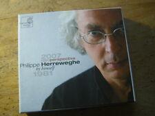 Philippe Herreweghe By Himself [2 CD Box + DVD] 1987-2007