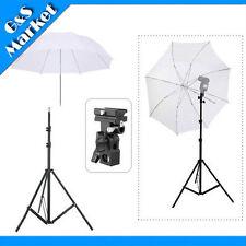 flash umbrella photography light kit Light Stand+Flash Bracket B Mount +Umbrella