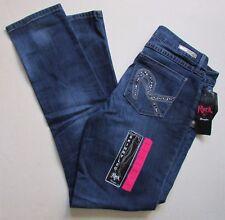 Women Rock 47 by Wrangler Skinny Leg Jean WJS40RK Size 31 X 31