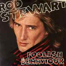 ROD STEWART - Foolish Behaviour (LP) (G+/F++)