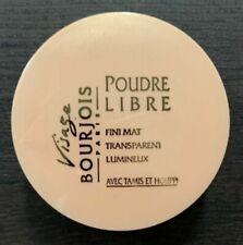 Bourjois Loose Powder Color 45 Miel Sauvage Poudre Libre 40g