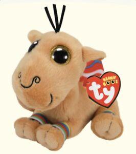 Ty Beanie Boos Regular: JAMAL The Camel - NEW