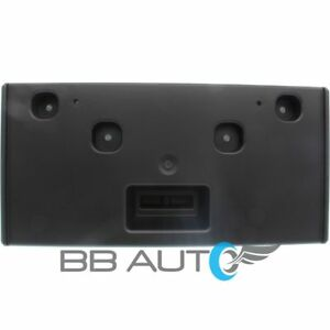 NEW FRONT LICENSE PLATE BRACKET HOLDER for 2012-2016 CHEVROLET SONIC GM1068170