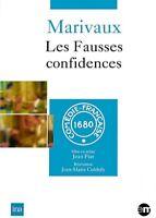 marivaux - les fausses confidences - theatre - dvd