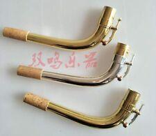 3pcs Baritone Sax  neck Good material sax parts 21.9mm