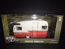 Greenlight Shasta Airflyte Camper Trailer 18415  1/24