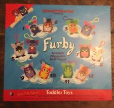 McDonalds Furby 2000 Happy Meal Translite POS Poster. Free Shipping