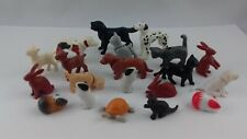 Lot animaux playmobil chiens lapins chèvres chat hamsters tortue