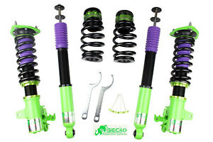 Gecko Coilovers Honda CIVIC TYPE-R FN2 (HATCHBACK) 2007 and up G-Street