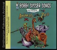BOBBY SUSSER - BOBBY SUSSER SONGS FOR CHILDREN: ANIMALS AT THE ZOO NEW CD