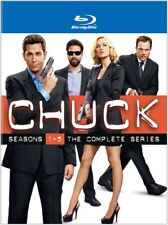 Chuck - Chuck: Seasons 1-5: The Complete Series [New Blu-ray] Boxed Se