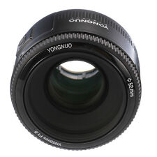 Yongnuo YN50mm F1.8 AF MF Auto Manual Focus Prime Lens fr Canon EOS Rebel Camera