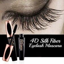 Mascara 4D Fiber Silk Eyelash Extension Waterproof Makeup Black Eye Lashes