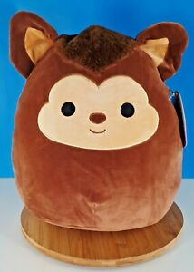 "Kellytoy Squishmallows Halloween Squad Wade The Werewolf Plush 12"" NEW"