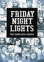 FRIDAY NIGHT LIGHTS: COMPLETE SERIES - DVD - Region 1 - Sealed