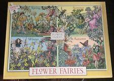 Lovely 1000 piece puzzle Flower Fairies Seasons