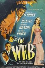 THE WEB 1947   RARE CRIME FILM NOIR  ON DVD !