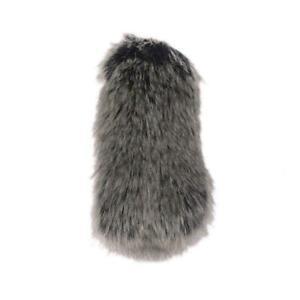 Artificial Fur Microphone Windscreen Muff for RODE VideoMic for Takstar SGC-598