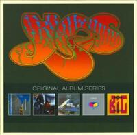 YES - ORIGINAL ALBUM SERIES NEW CD