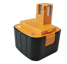 12V Power Tool Battery for Panasonic EY9005B EY9006B EY9101 EY9106 EY9200 EY9201