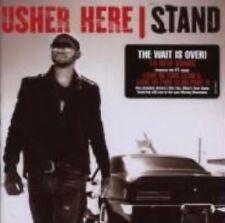 Here I Stand [Bonus Track] by Usher (CD, May-2008, Arista)