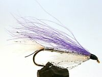 ICE FLIES. Streamer fly, Fjola. Size 4, - 10 (3-pack)