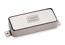 SEYMOUR DUNCAN SM-2 Custom Mini Humbucker Pickup NICKEL NECK FREE KEY RING
