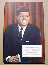 1963 John F Kennedy JFK Stamp Book Doubleday Publishing