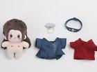 In Stock WORD OF HONOR Shan He Ling Wen Kexing Zhou Zishu 10cm Plush Doll Sa