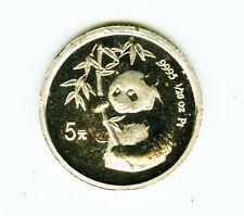 China 1995 1/20 oz. Platinum Proof 5 Yuan