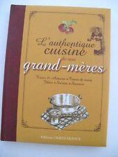L'AUTHENTIQUE CUISINE DE NOS GRAND-MERES (DP-104)