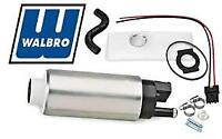 UNIVERSAL FUEL PUMP WALBRO 500HP suit commodore VL RB30 /SKYLINE R31 RB30 TURBO