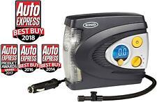 Ring RAC635 12V Preset Digital Air Compressor Led Light Wheel Tyre Inflator Pump